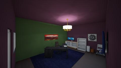 Victoria School Room - Office  - by Rsvo64