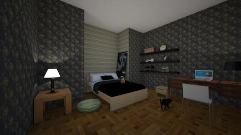 My Bedroom - Bedroom  - by TicciTocci