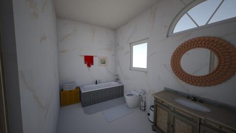 Toiretto UwU - Bathroom - by Ayayako