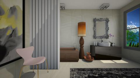 Molux Bathroom - Modern - Bathroom  - by 3rdfloor