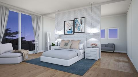 White room - Minimal - by norkis