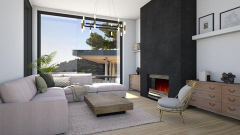 sun and pool - Modern - Living room - by tolo13lolo
