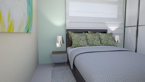 5020 1 - Bedroom  - by GaliaM
