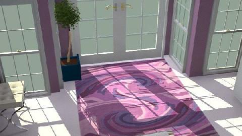 purple - Bedroom  - by JayCee30