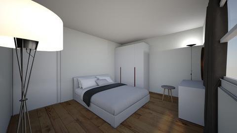Bedroom end of bed - by ajvarsak