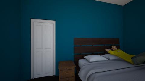 gamer - Bedroom  - by LUIDAV2122_YT