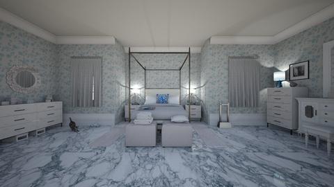 Queens  Domain - Bedroom - by Creative11958