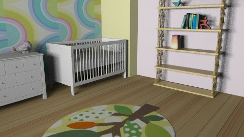 kid room - Classic - Kids room  - by rali4ka_k
