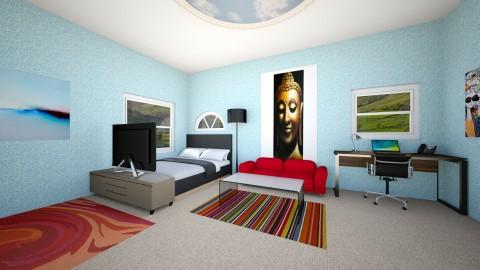 Dream room - by Alana Tracy
