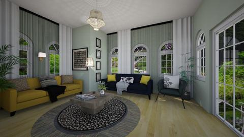 living room 2222 - Living room - by libra23