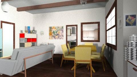 Unit - Retro - Living room  - by judimay11
