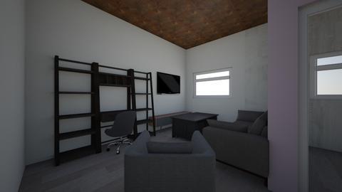 pop worst house ever - Modern - Living room  - by minecraftpoppy