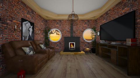 living room l - Living room - by DanielFelipe22