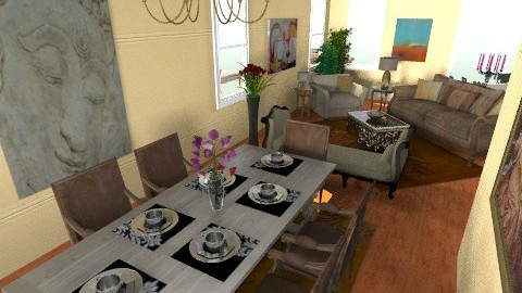 Toy1 - Classic - Dining room - by pdsmatt