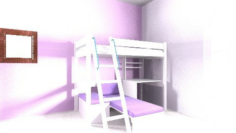 Cool Groove Ragan - Retro - Kids room  - by ragan_henderson