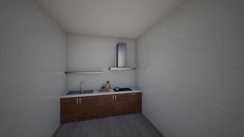 Bathroom - by Timon De Spiegeleer