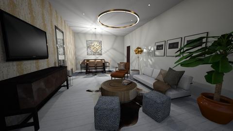 living room  - by jenkotter3