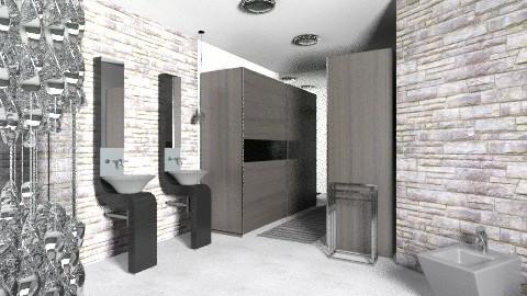 Glamm - Glamour - Bathroom  - by Emiro J Almarza