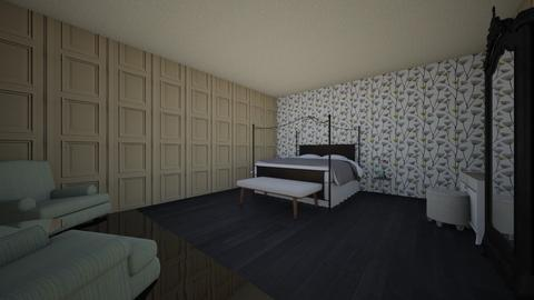 IslaHarlowmasterbedroom - Bedroom - by Islaj