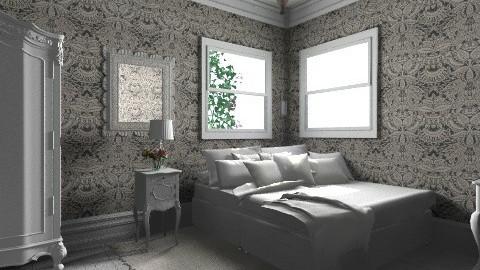 uglyasshiiiit2 - Vintage - Bedroom - by ahlorrben