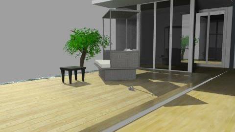 room(EB) BY VERANOS 01 - Classic - Garden  - by domuseinterior