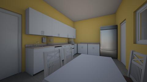 style 2 - Kitchen  - by vikreta