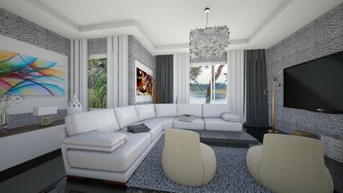 living room sumer - Classic - by Tininha oliveira