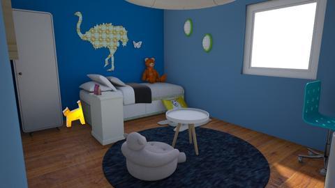 kids room - Kids room  - by vassilianna