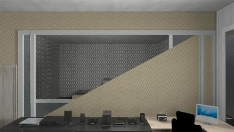 Technical Rooom - Modern - Office  - by tantan010