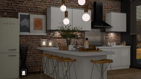 REMIX_2622021 - Kitchen  - by hauser