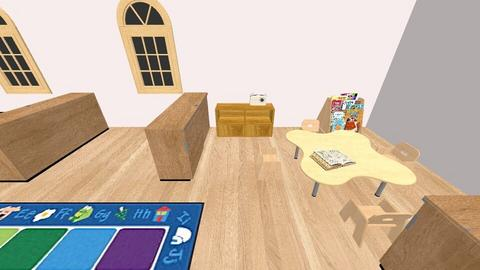 1  - Global - Kids room  - by deyaa_