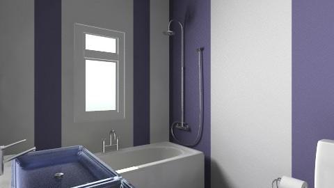FamilyBathroom06 - Eclectic - Bathroom  - by zoeyacoub