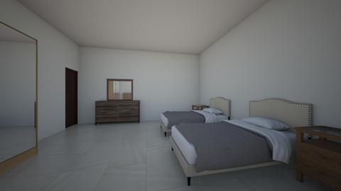Abdullahs apt - Modern - Kids room  - by Nouf14