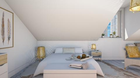 To Mary - Modern - Bedroom - by Claudia Correia