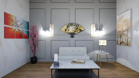 Futon Living room - Living room  - by NGU0008