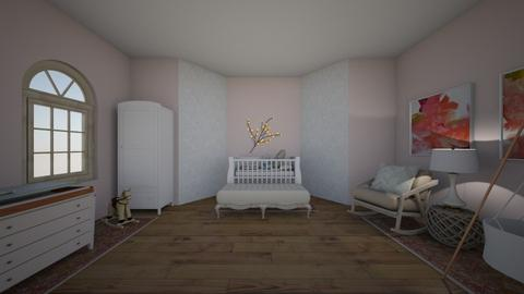 nursery - Kids room - by meredithcrummey