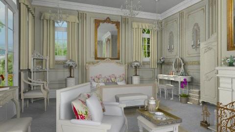 La Retraite de Madeleine - Classic - Bedroom - by Bibiche
