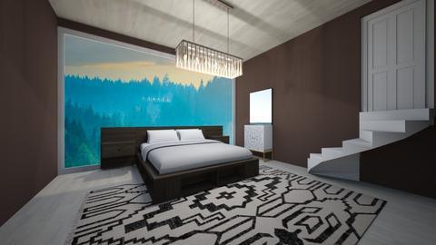 nmcvjfvfiu - Bedroom  - by Skwood