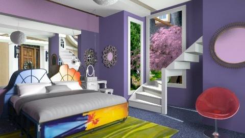2000 - Bedroom - by abhishek7777
