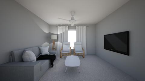 Boho - Living room - by chrometoaster