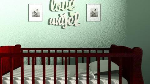 dorota5 - Classic - Kids room  - by dorotapomiankiewicz
