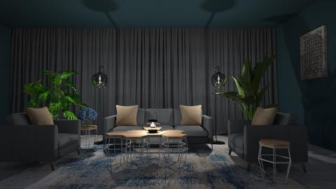rug - Living room  - by Phospective