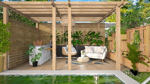 garden hangout - Garden - by irisrmks