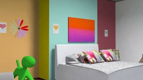 random - Country - Bedroom  - by Kimberleyx