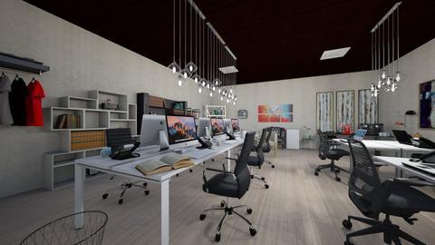 Office - Office  - by Amaliaabreu89
