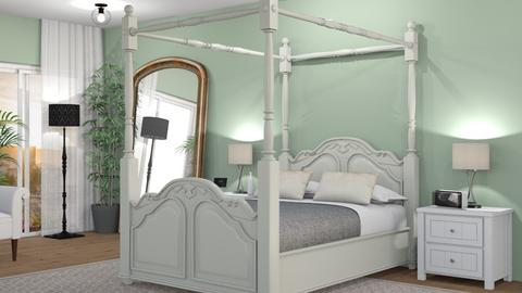 SAGE - Bedroom  - by Galstyler