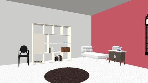 quarto da isabella - Feminine - Bedroom - by ultravioleta