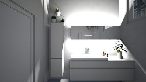 bathroom 3 - Bathroom  - by BlokhEphroni
