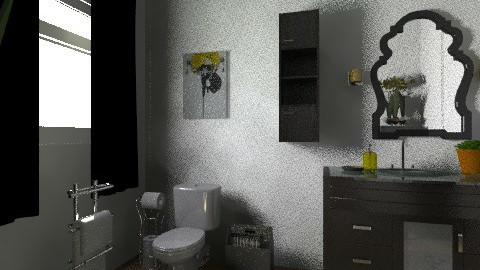 Bathroom vew 3 - Eclectic - Bathroom  - by nonacr267