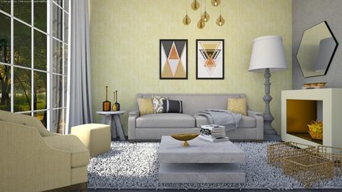 OVERsize - Living room - by kelseyleigh3